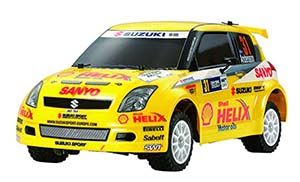 Tamiya Suzuki Swift Super 1600 58464