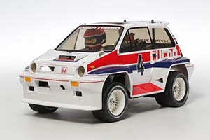Tamiya Honda City Turbo 58611