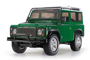 Tamiya Land Rover Defender 90 58657