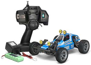 Tamiya TamTech Gear Buggy Champ (Blue) 84105