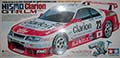 Tamiya Nismo Clarion GT-R LM 95 Le Mans contender 44003