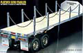 Tamiya Flatbed Semi-Trailer 56306