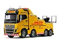 Tamiya Volvo FH16 Globetrotter 750 8x4 Tow Truck 56362