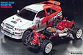 Tamiya Repsol Ford Escort RS Cosworth 58176