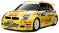Tamiya Suzuki Swift Super 1600, Light Body (Bunka OEM) 92180