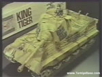 Tamiya promotional video King Tiger 56018