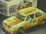 Tamiya promotional video Golf and Renault 5 58025