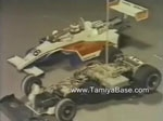 Tamiya promotional video Honda F-2 58030
