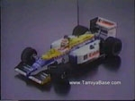 Tamiya promotional video Williams FW11B 58069