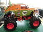 Tamiya Monster Beetle - sort of ...
